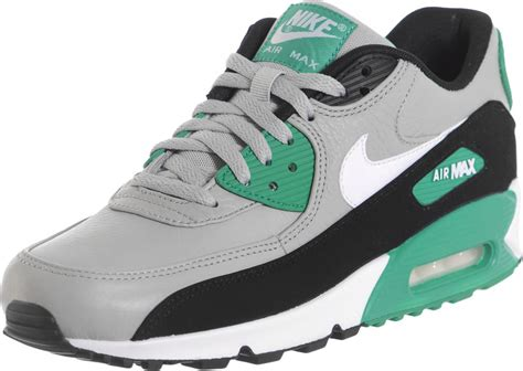 cheap shoes nike air max 90 shoes grey ltr green