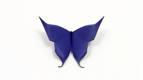 Animated Origami - easy origami butterfly animation yakomoga origami