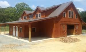 Barn Loft Plans north carolina horse barn with loft area floor plans woodtex
