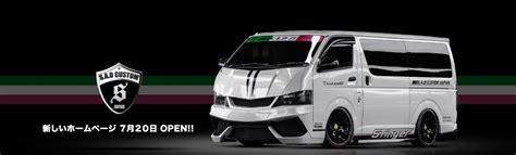 lamborghini minivan s a d custom japan stinger 200hiace is a lamborghini