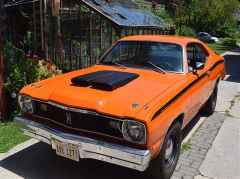 plymouth duster 360 sell used plymouth duster 360 coupe 2 door in henderson