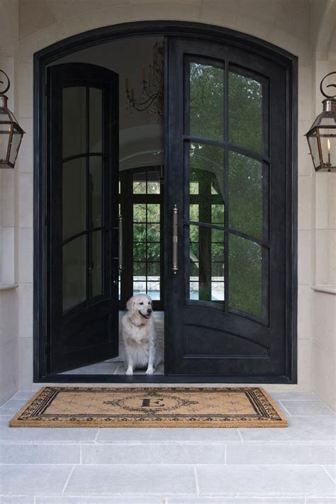 Exterior Arched Doors 17 Best Images About Front Door On Pinterest Black Front Doors Front Doors And Entrance