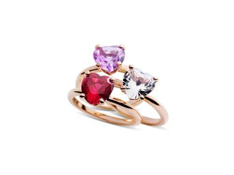 anello pomellato cuore anello dodo by pomellato 100