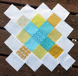 Square Quilt Blocks by Square Quilt Block Wombat Quilts