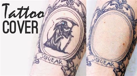 how long to keep tattoo covered how to cover up a waterproof transfer proof