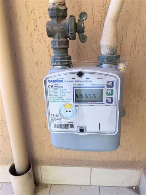 contatore gas in casa nuovo contatore per il gas non tutti sanno come funziona