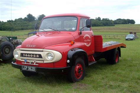 ford nc ccmv classic commercial motor vehicles ford thames trader nc