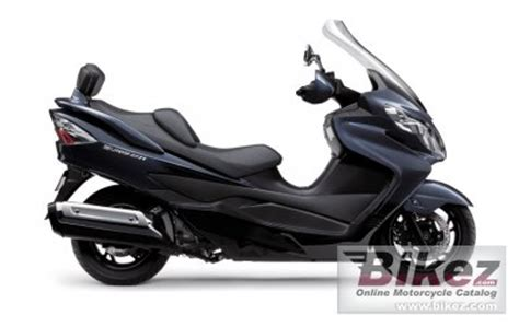 Suzuki 400z 2013 Suzuki Burgman 400z Abs Specifications And Pictures