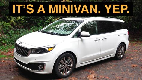Minivan Kia The Best Minivan Review 2016 Kia Sedona