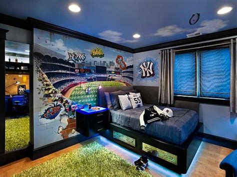 cool guy rooms bedroom cool room ideas for teenage guys kids bedroom