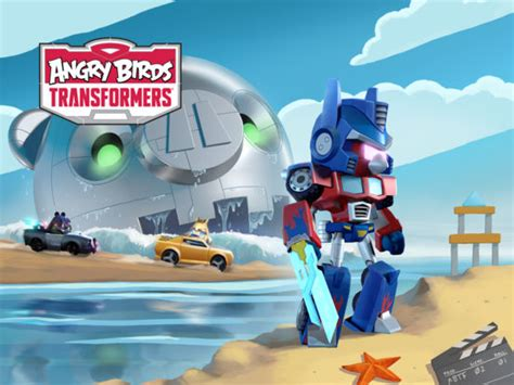 Handuk Angry Birds Kode Sc angry bird transformers est disponible sur android ios