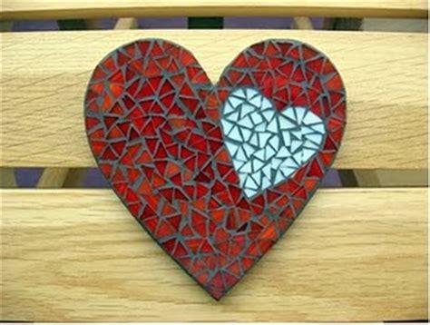 heart mosaic pattern craft tutorials galore at crafter holic mosaic heart