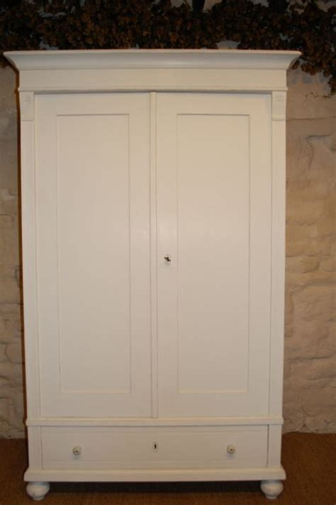 Armoire Linen Cupboard antique pine wardrobe armoire linen cupboard 197804