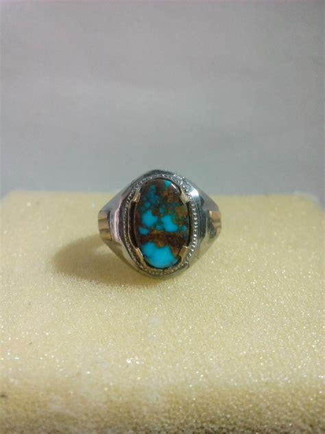 Gelang Batu Pirus Asli cincin pirus biru lawas terjual jualbatupirus