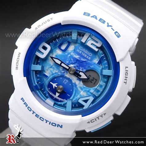 Casio Baby G Bga 190 3b buy casio baby g dual world time 100m bga 190gl