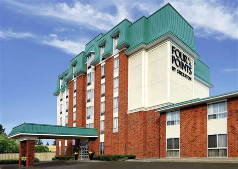four points by sheraton waterloo kitchener hotel