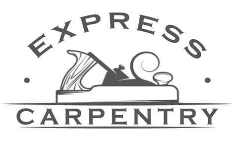 logo design for express carpentry perth web agency