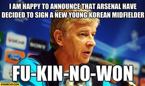 Arsene Wenger Meme - arsene wenger meme generator the arsenal online