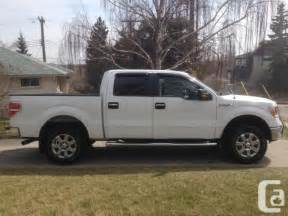2011 ford f 150 xlt supercrew for sale in calgary alberta