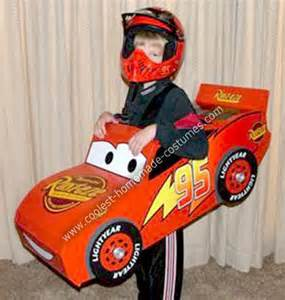 Lightning Mcqueen Car Costume 25 Best Ideas About Car Costume On Cardboard