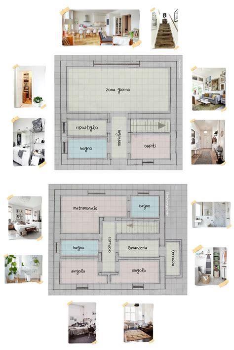 descrizione di una da letto the orange deer pianificare gli spazi per una casa perfetta