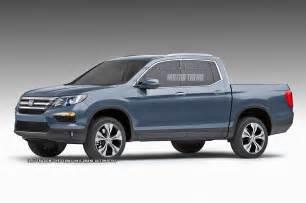 Honda Ridgeline Models 2016 Honda Ridgeline Pictures Information And Specs