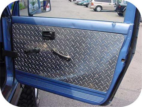 Suzuki Samurai Door Panels New Suzuki Samurai Plate Door Panel Set Panels