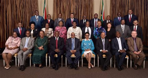 South Cabinet Members by The 2016 Best And Worst Performing Sa Ministers According