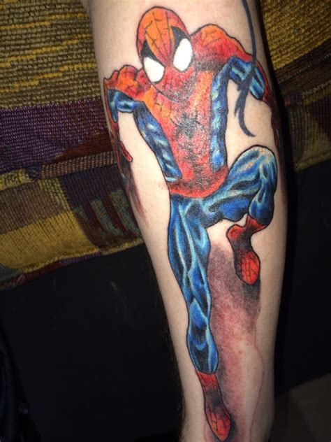 dragon tattoo in chicago spider man by ryan c yelp