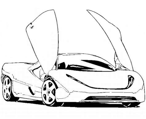 car pictures to color sports cars coloring pages images coloring pages