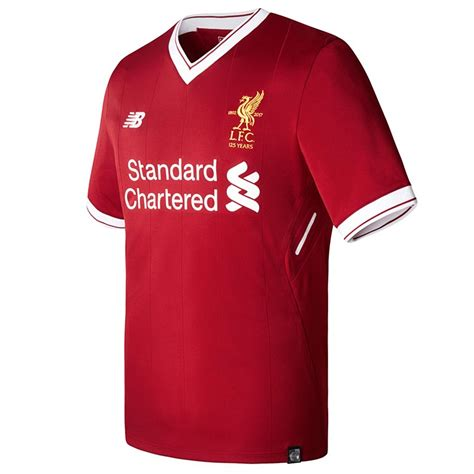 Jersey Liverpool Home 2017 2018 liverpool kit 2017 2018