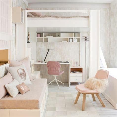 Supérieur Decorer Une Chambre D Ado Fille #1: 00-id%C3%A9es-pour-la-chambre-d-ado-fille-en-beige-et-rose-beige-ros%C3%A9-idees-deco-chambre-ado-fille.jpg