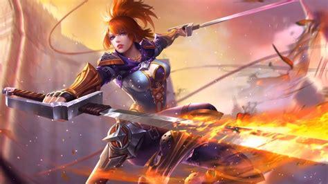 wallpaper mobile legend fanny sejarah perubahan fanny mobile legends dari assassin kuat