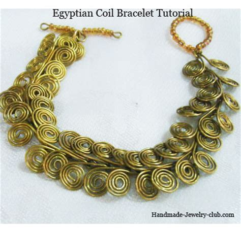 jewelry lessons learn to use spiral curls in jewelry