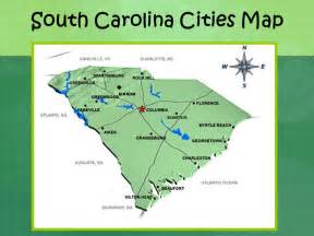 south carolina regions ppt