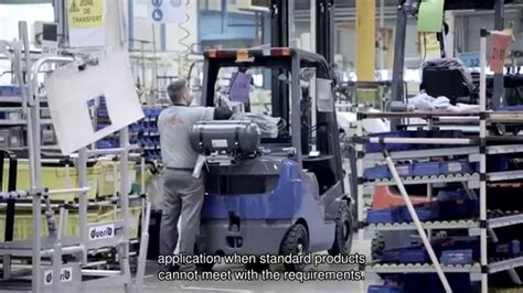 Toyota Material Handling Toyota Material Handling Specials Trucks Production The
