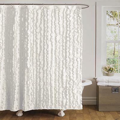 contemporary fabric shower curtains modern chic fabric shower curtain bathroom reno pinterest
