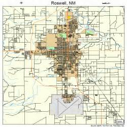 roswell map roswell new mexico map 3564930