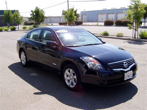 nissan altima black 2007 2007 nissan altima hybrid information and photos momentcar