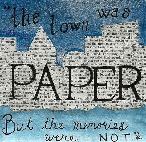 Paper Town By Green green quotes paper towns quotesgram