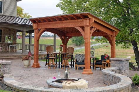 Santa Fe Home Decor pavilions country lane gazebos