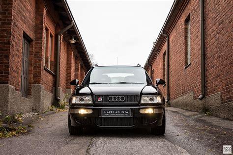 Audi RS2 Avant - quattro car powered by Porsche Audi Rs2 Porsche