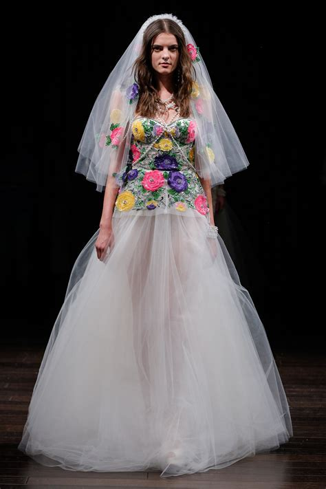 The best wedding dresses from New York Bridal Fashion Week