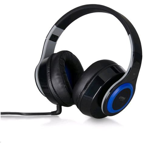 Headphone Tdk tdk st560s smartphone headphones for ios android black expansys australia