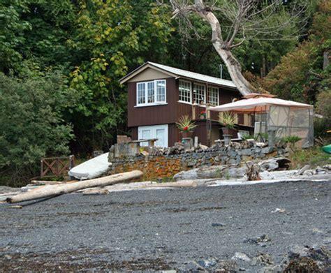 parksville boat house boat house studio peter kiidumae nanoose bay bc