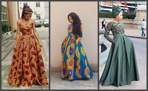 latest ankara long gown styles   legitng