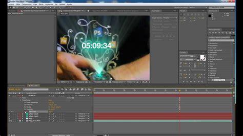 tutorial after effect en pdf tutorial after effects crear un holograma by conecta