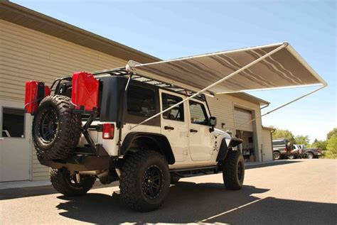 Jeep Jk With Awning Jeep Pinterest Flower Vehicles And Tailgating