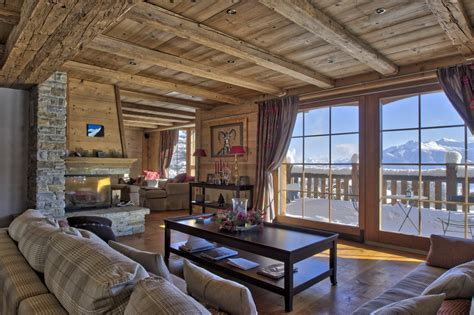 highend chalet with view of montblanc 3 floors jacuzzi