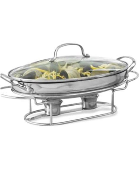 Bell Chafing Dish 13508 electric chafing dish 6 5 qt electrics kitchen macy s